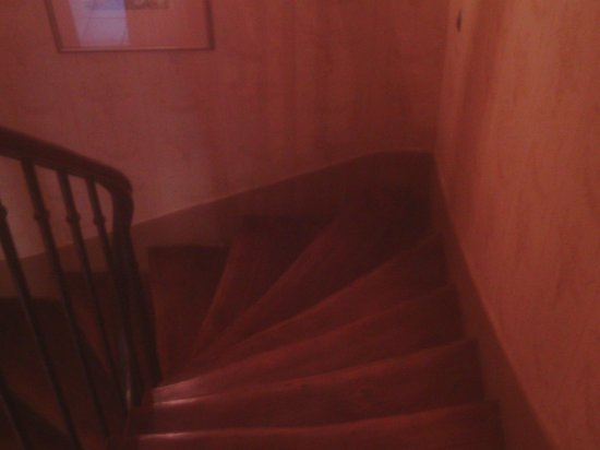 Hotel Residence Quintinie : Stairway