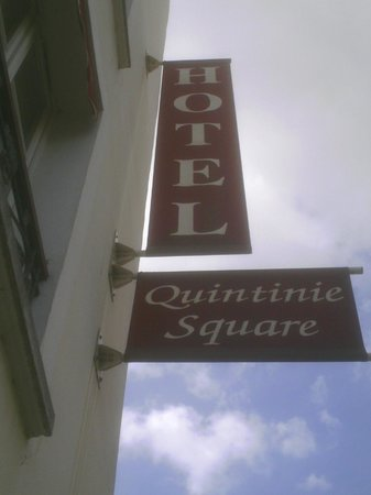 Hotel Residence Quintinie: Hotel front