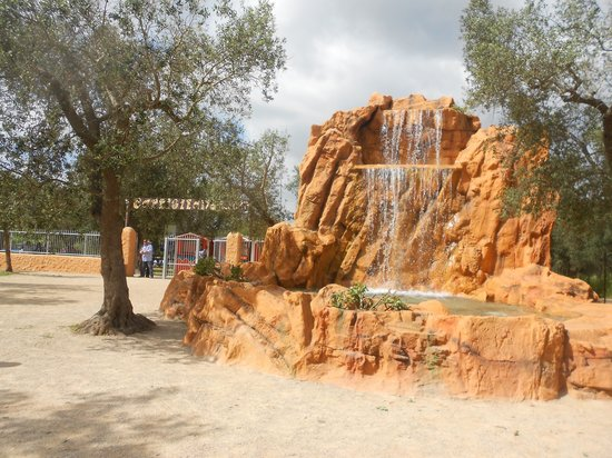 Carrisiland Resort : ingresso