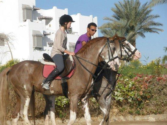 Mercure Hurghada Hotel : Joner and prenssess <3