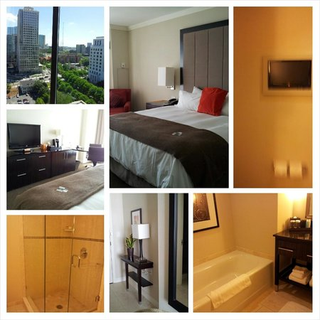 Loews Atlanta Hotel: Room Shots