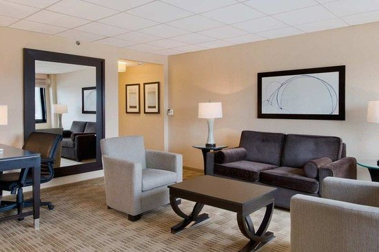 Hilton Hasbrouck Heights / Meadowlands: The Junior Suite