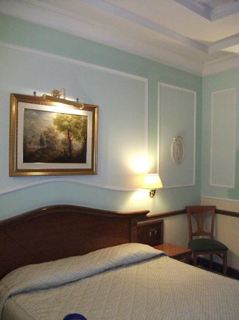 Hiberia Hotel: Habitacion
