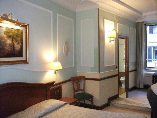 Hotel Hiberia : Habitacion