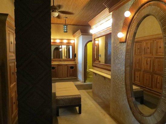 The Springs Resort and Spa: Salles de bain des femmes pour les spa