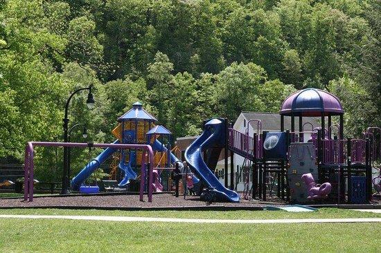 Hampton Inn Pikeville: City Park & Play Area