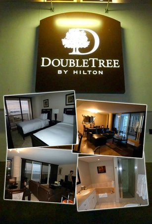 Doubletree by Hilton Grand Hotel Biscayne Bay: l'appartamento