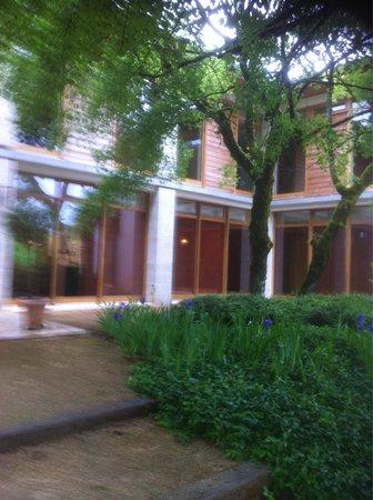 Hotel Les Esclargies: Front of hotel