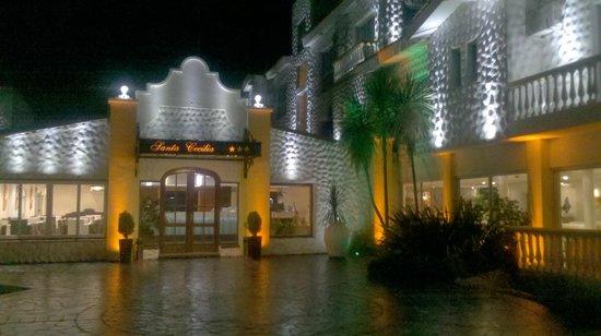 Santa Cecilia Resort & Spa: Entrada del hotel