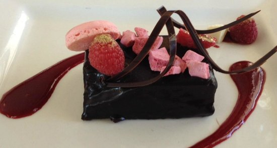 Les Fougeres : 2014 Carerfor Chocolate Competition People's Choice Winner
