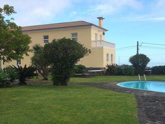 Quinta da Abelheira: photo from pool area