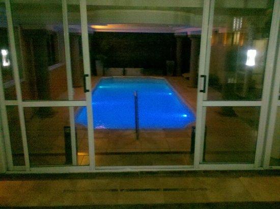 Santa Cecilia Resort & Spa: Pileta interior