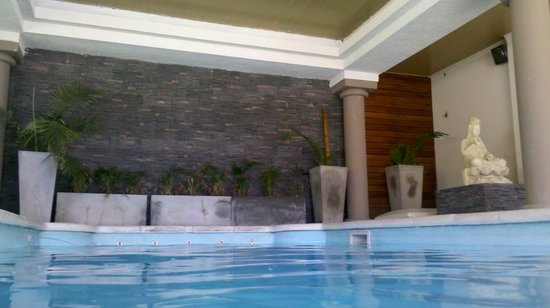 Santa Cecilia Resort & Spa: Desde la pileta spa