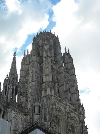 Cathédrale Notre-Dame de Rouen : esterno