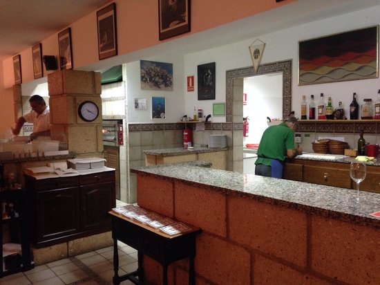 La Penca Tinta: The best Italian restaurant in the island