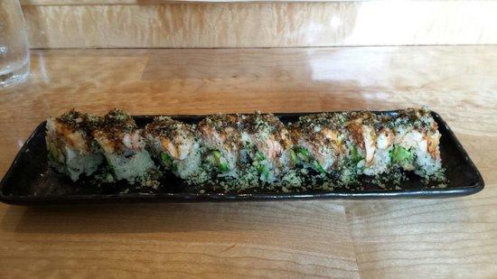 Sushi Ran: The Crunch Roll