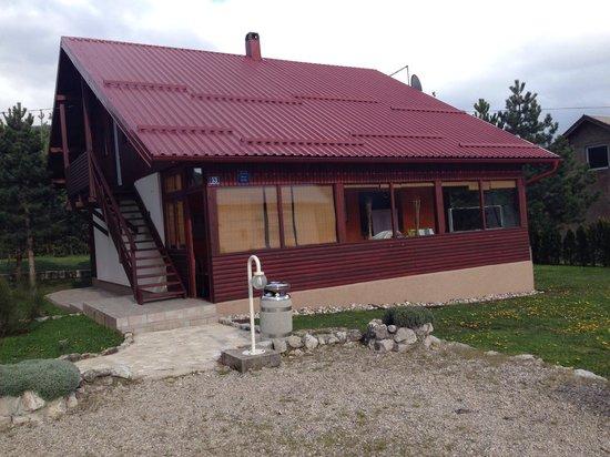 Pansion Oreskovic: Camere