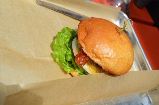 Hopdoddy: Greek Burger