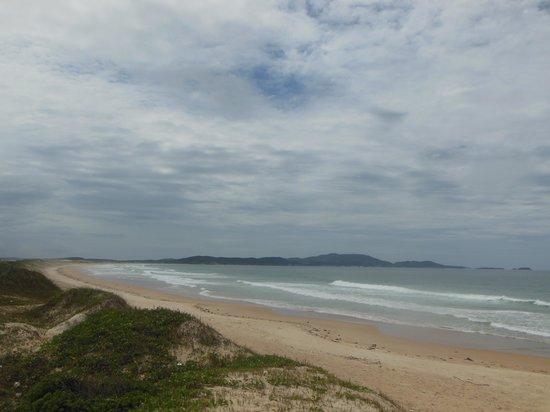 Playa Peiro : La inmensidad misma