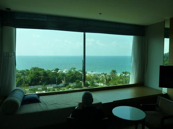 Rayong Marriott Resort & Spa: Blick aus dem Zimmer