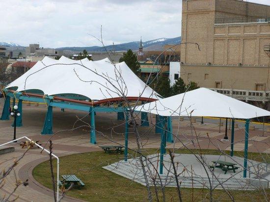Caras Park Pavilion
