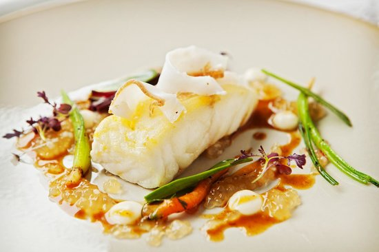 Bury St. Edmunds, UK: Turbot