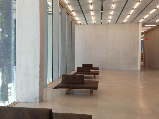 Perez Art Museum Miami: Look for the nooks and crannies that you can sit and reflect.