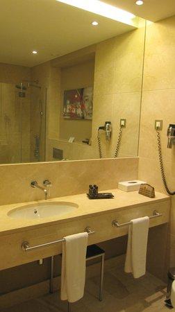 Hotel Astoria 7 : Cuarto de baño