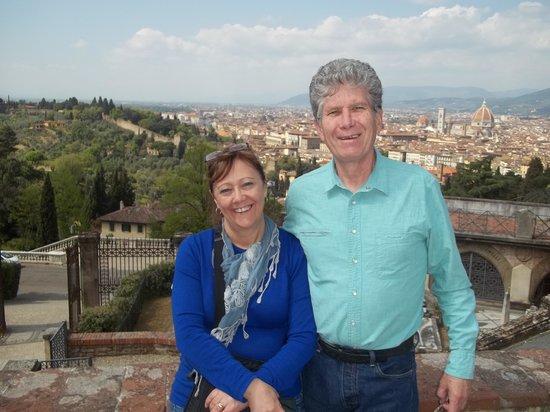 Cimabue 9: Overlooking Florence