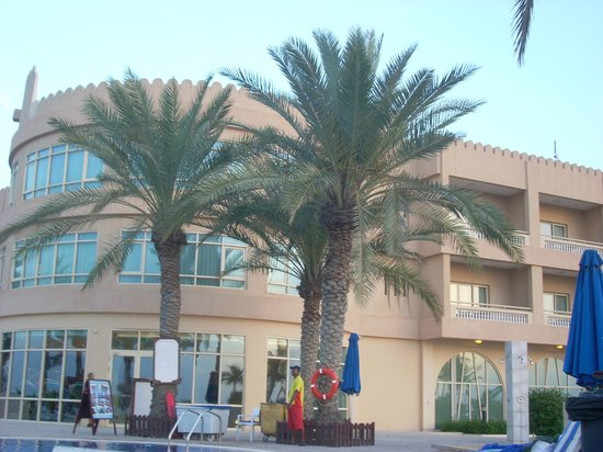 Hilton Al Hamra Beach & Golf Resort : centro benessere
