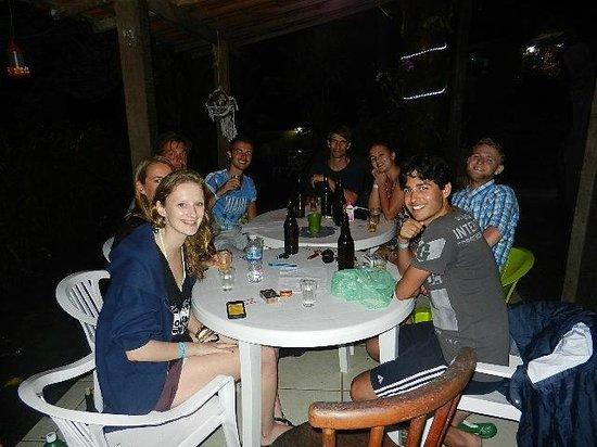 Holandes Hostel: few drinks