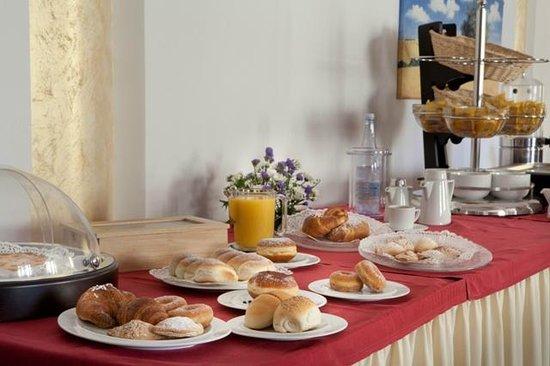 Hotel Sabbia d'Oro : La prima colazione
