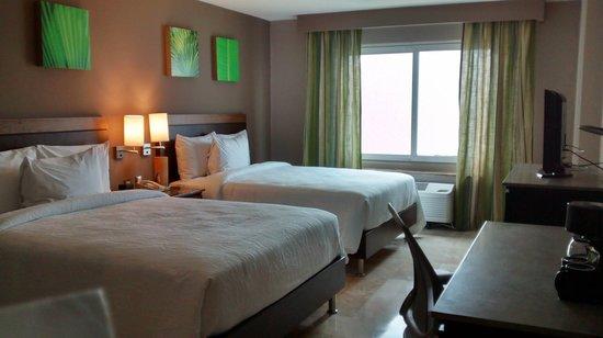 Hilton Garden Inn Boca del Rio Veracruz: Una de mis habitaciones perfectas