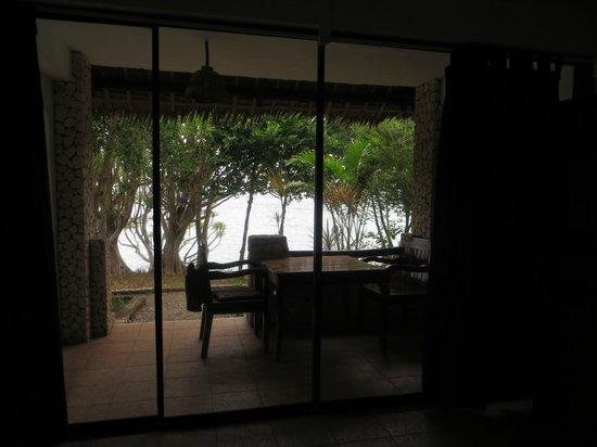 The Blue Orchid Resort: balcon avec vue sur mer