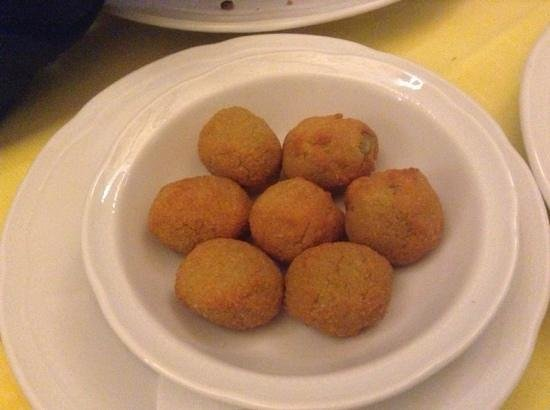 Secondo Tempo Ristorante: olive ascolane di produzione propria