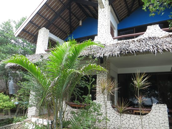 The Blue Orchid Resort: chambre deluxe