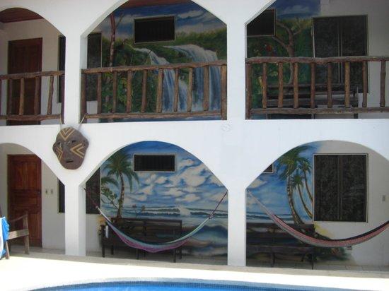 Nosara Playa Garza Hotel : The rooms