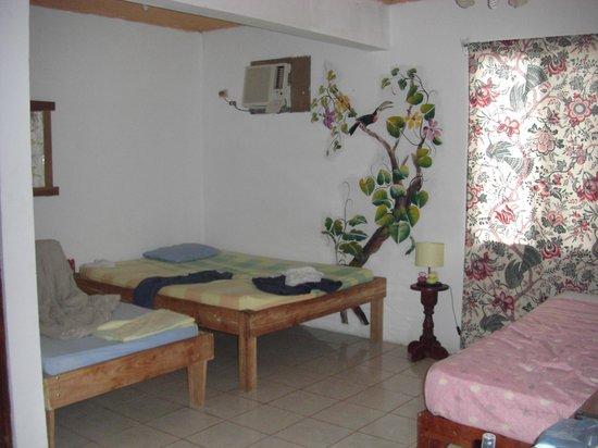 Nosara Playa Garza Hotel : Our room at under $80