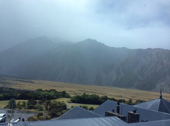 Aoraki Mount Cook Alpine Lodge: Alpine Lodge
