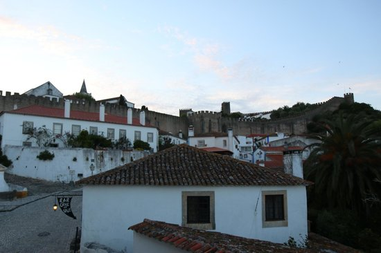 Hotel Real D'Obidos : Vista do quarto