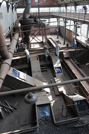 Centre historique minier - Musee de la Mine : le triage