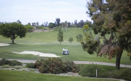 Hyatt Regency Indian Wells Resort & Spa: Golf View