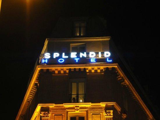 Hotel Splendid Tour Eiffel : Hotel