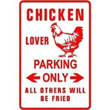 """Wing King Chicken Shack: No """"overnight """" parking"""