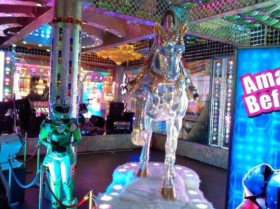 Robot Restaurant: Front Entrance