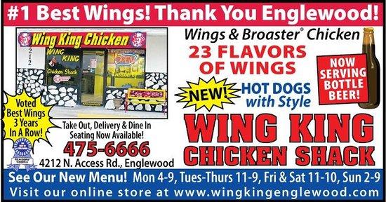 Wing King Chicken Shack: Order Online