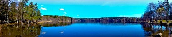 Sognsvann Lake: Songnsvann lake