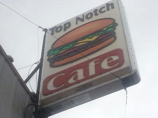 Top notch cafe: Pet's Top Notch
