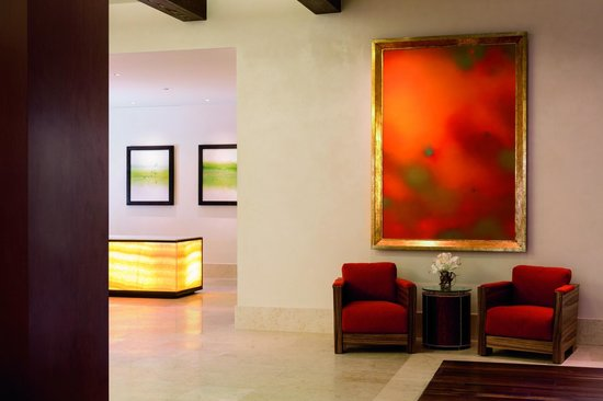 The Ritz-Carlton, Rancho Mirage: Hotel Lobby