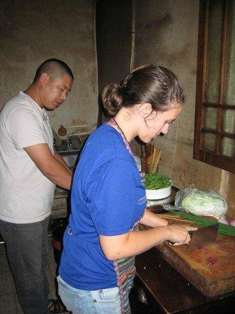 Zhuo Ma's Jiuzhaigou Home Stay: Cooking Lesson